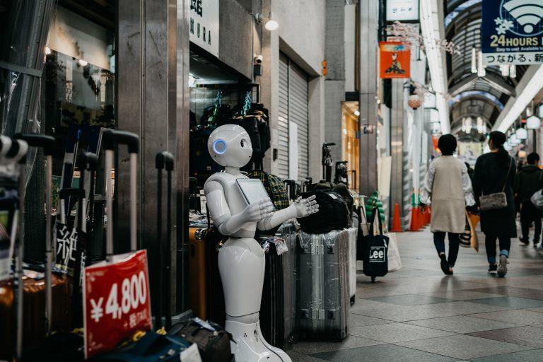Fortschrittliche Produktkategorisierung in Web-Shops mittels künstlicher Intelligenz